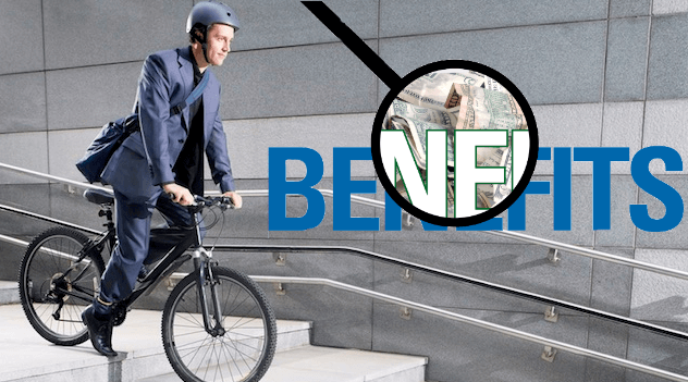 Benefits of cycling investment